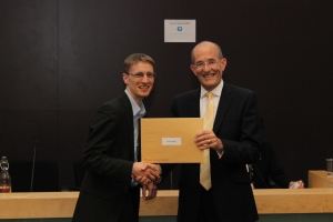 Dr Christopher Wiley becomes Learning Development Fellow at City University London