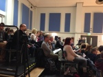 Audience at Ethel Smyth Symposium