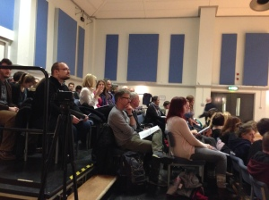 Audience at Ethel Smyth Symposium