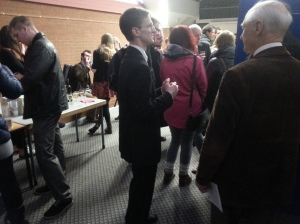 Drinks Reception at Ethel Smyth Symposium