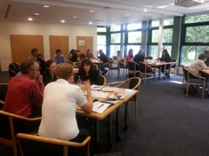 School of Arts Learning and Teaching Symposium - September 2014