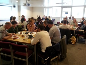 School of Arts Learning & Teaching development event, University of Surrey