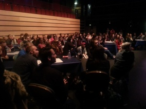 School of Arts 'Opportunities and Networking' Event, University of Surrey