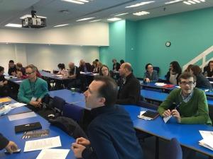 Surrey ExciTeS 2016 discussion forum