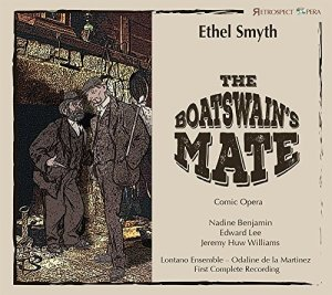 The Boatswain's Mate - CD front cover