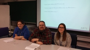 student-discussion-panel-at-surrey-excites-2017