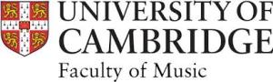 University of Cambridge Faculty of Music logo